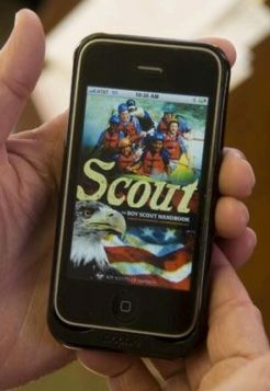 A Scout Is ... Tech-Savvy