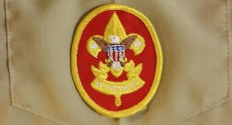 Boy Scout First Class Badge